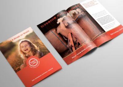 Terra Lana brochure sample
